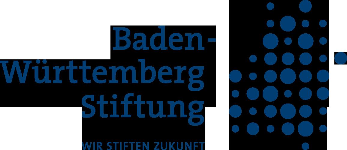 Logo Baden-Württemberg Stiftung RGB